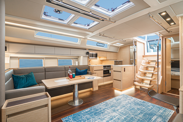 2018 Hanse 54' 548 Catalyst | Picture 4 of 54