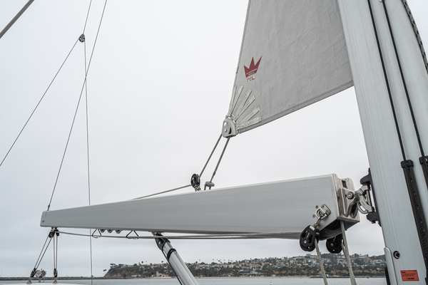 2018 Hanse 54' 548 Catalyst | Picture 6 of 54