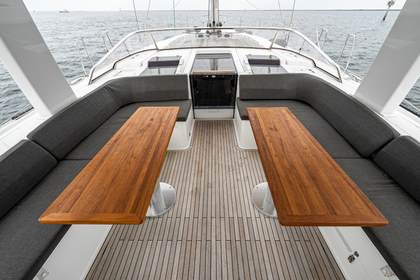 2018 Hanse 54' 548 Catalyst | Picture 3 of 54