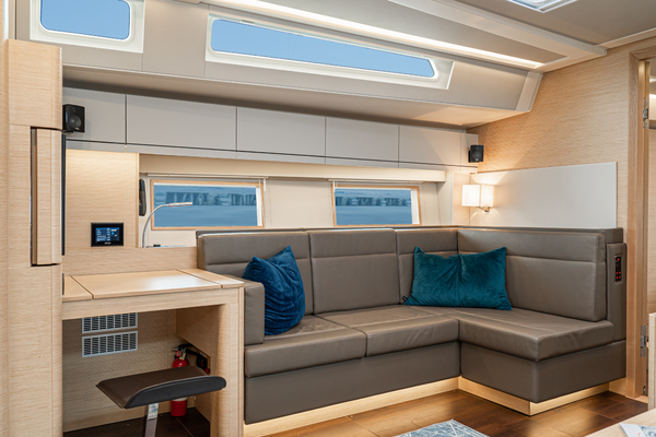 2018 Hanse 54' 548 Catalyst | Picture 1 of 54