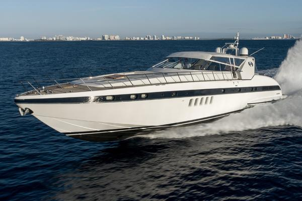 2005 Mangusta 80' 80 OPen HAPPY | Picture 1 of 23