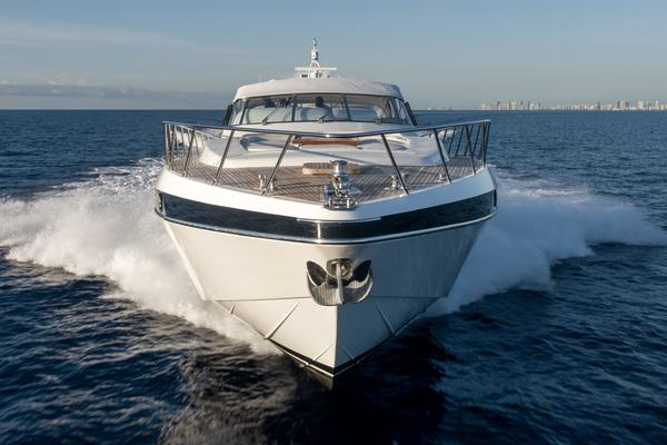 2005 Mangusta 80' 80 OPen HAPPY | Picture 8 of 23