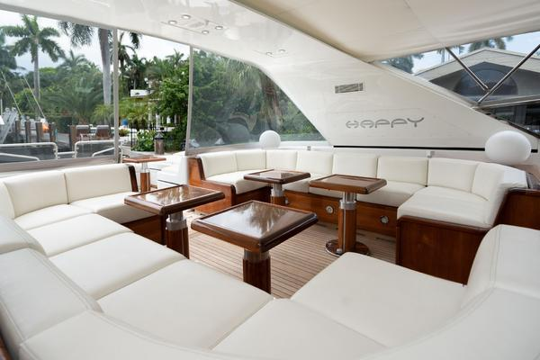 2005 Mangusta 80' 80 OPen HAPPY | Picture 7 of 23
