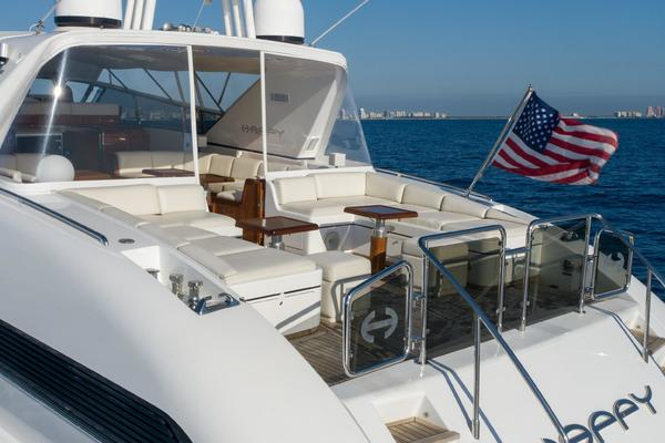 2005 Mangusta 80' 80 OPen HAPPY | Picture 4 of 23