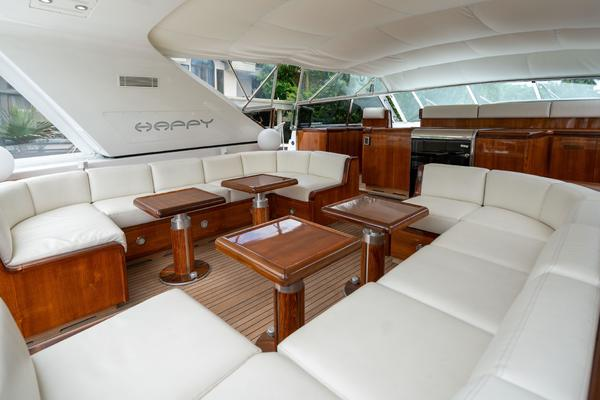 2005 Mangusta 80' 80 OPen HAPPY | Picture 6 of 23