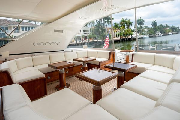 2005 Mangusta 80' 80 OPen HAPPY | Picture 3 of 23