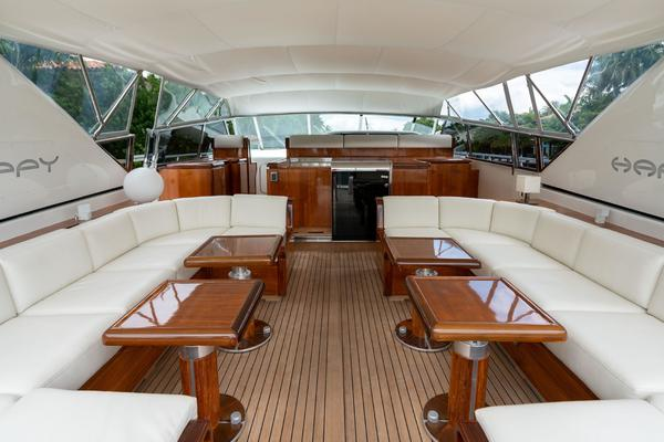 2005 Mangusta 80' 80 OPen HAPPY | Picture 2 of 23