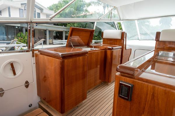 2005 Mangusta 80' 80 OPen HAPPY | Picture 5 of 23
