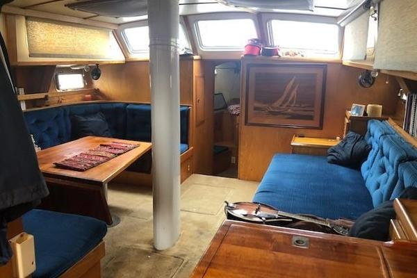 1985 Maple Leaf 56'  BEOWULF | Picture 2 of 20