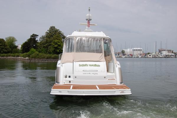 2009Formula 45 ft 45 Sport Yacht   Irish Wake