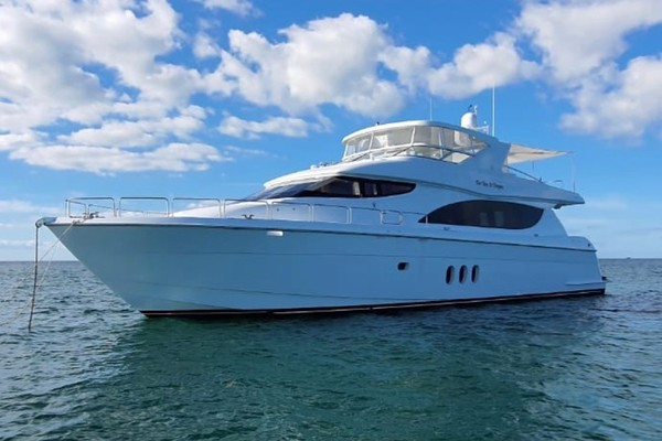 2006 Hatteras 80 ft  - DO YOU ST TROPEZ