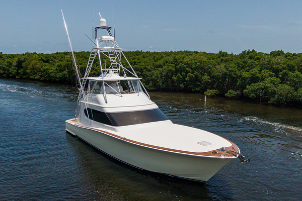 2015 Hatteras 70'  WING MAN | Picture 1 of 48