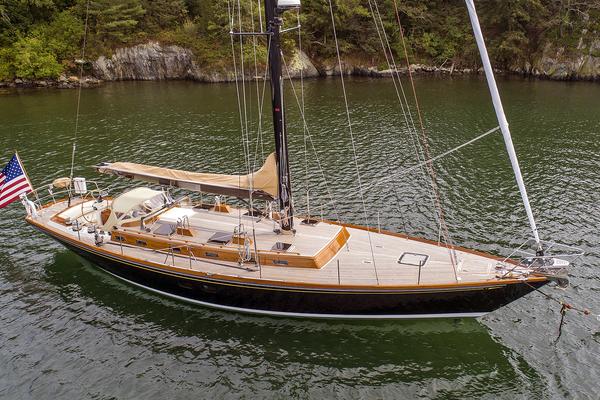 1999 Lyman-Morse 60' Hood Custom 60 WINDWALKER II | Picture 8 of 38