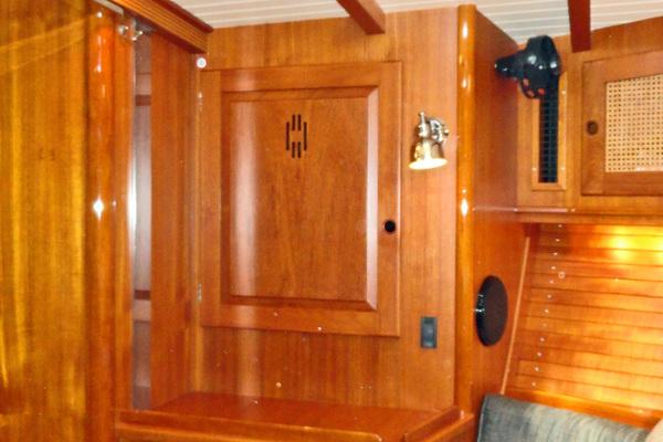1999 Lyman-Morse 60' Hood Custom 60 WINDWALKER II | Picture 3 of 38
