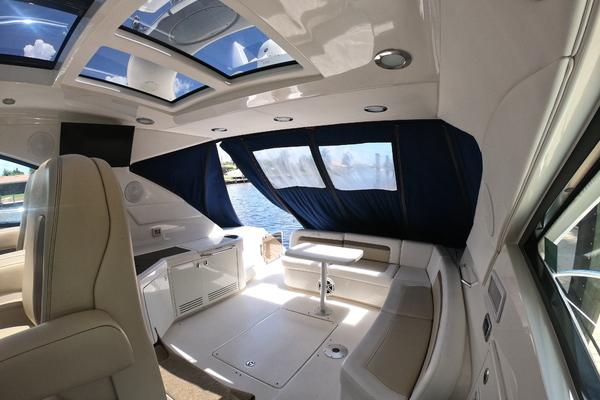 2013 Sea Ray 54' 540 Sundancer Galati Yacht Sales Trade | Picture 4 of 44
