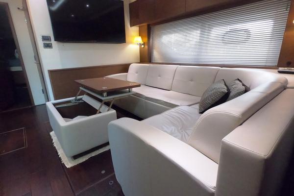 2013 Sea Ray 54' 540 Sundancer Galati Yacht Sales Trade | Picture 6 of 44