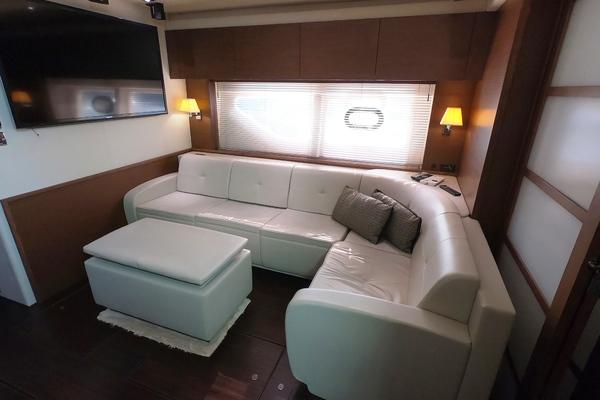 2013 Sea Ray 54' 540 Sundancer Galati Yacht Sales Trade | Picture 7 of 44