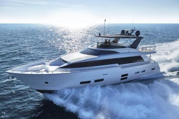 75' Hatteras M75 2021 | New Build M75 2021 M75tbd21