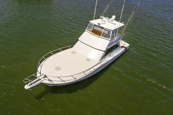 2000 Viking 50' Convertible Pier Pressure | Picture 2 of 42