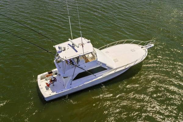 2000 Viking 50' Convertible Pier Pressure | Picture 3 of 42