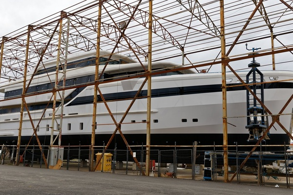 164' Custom Velena Super Yacht 50m 2020 |