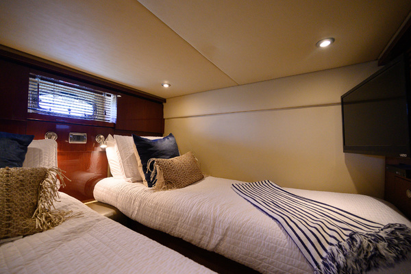 2007 Sea Ray 48' Sundancer Silver Lining | Picture 8 of 33