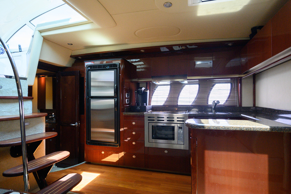 2007 Sea Ray 48' Sundancer Silver Lining | Picture 6 of 33