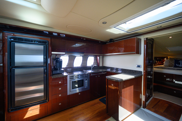 2007 Sea Ray 48' Sundancer Silver Lining | Picture 4 of 33