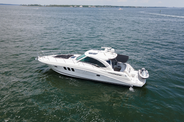 2007 Sea Ray 48' Sundancer Silver Lining | Picture 7 of 33