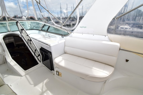 1999 Carver 53' 53 Voyager Soggy Dollar | Picture 3 of 41