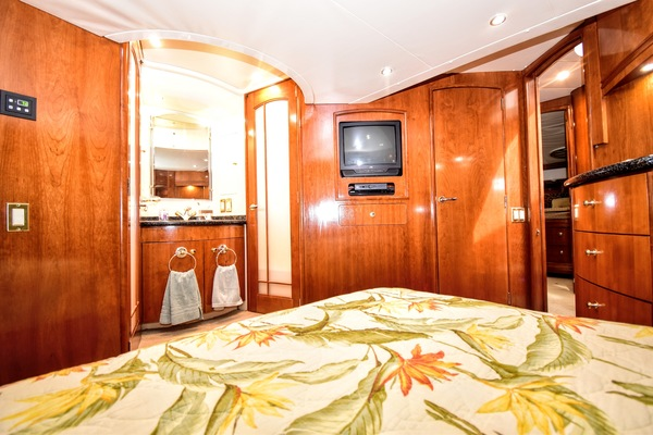 1999 Carver 53' 53 Voyager Soggy Dollar | Picture 5 of 41