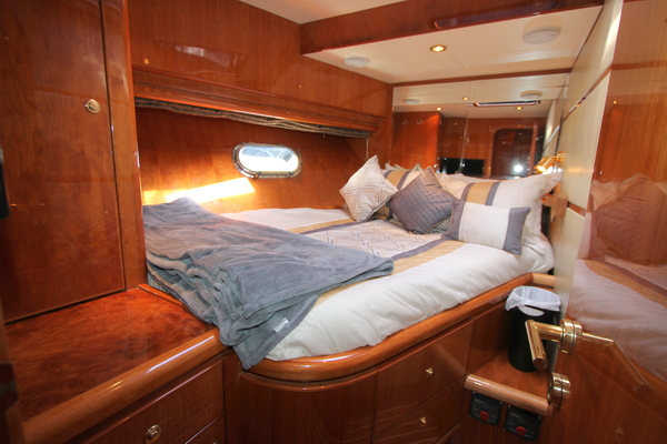 2003 Hargrave 78' Skylounge KISMET | Picture 8 of 61
