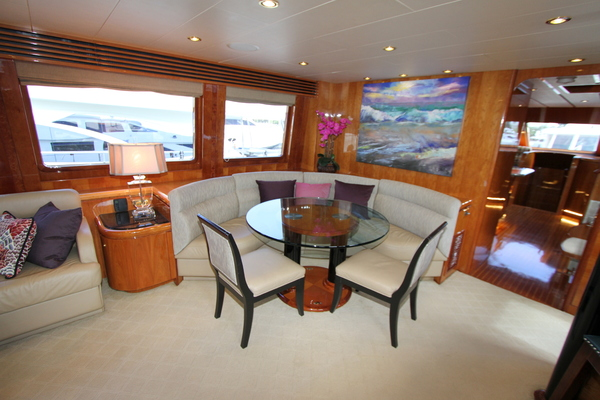 2003 Hargrave 78' Skylounge KISMET | Picture 7 of 61