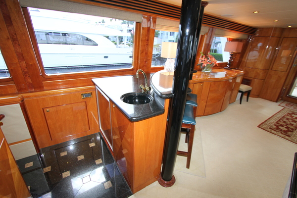 2003 Hargrave 78' Skylounge KISMET | Picture 1 of 61
