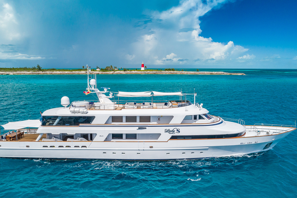 1989 Benetti 151 ft  - LADY S