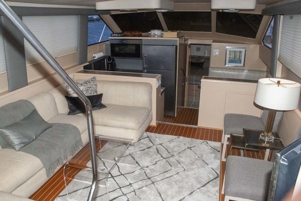 1994 Hatteras 52' 52 Cockpit Motor Yacht Believe It | Picture 3 of 73