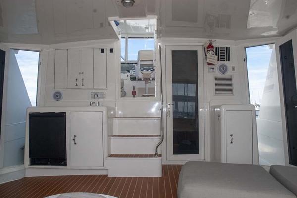 1994 Hatteras 52' 52 Cockpit Motor Yacht Believe It | Picture 1 of 73