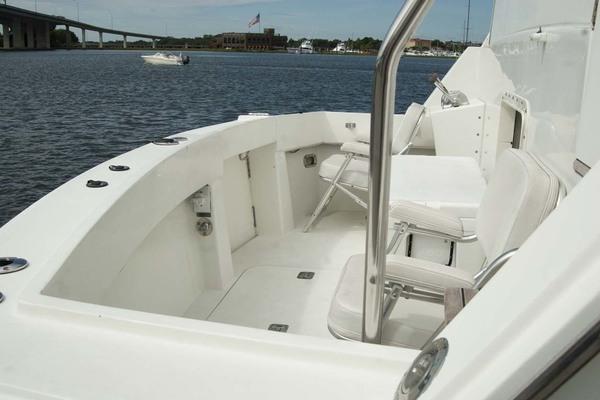 1994 Hatteras 52' 52 Cockpit Motor Yacht Believe It | Picture 7 of 73