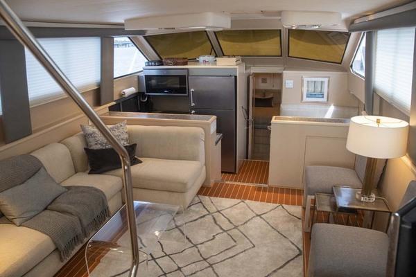 1994 Hatteras 52' 52 Cockpit Motor Yacht Believe It | Picture 4 of 73