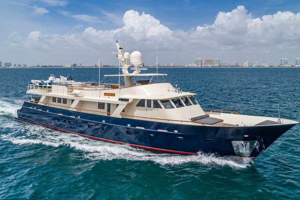 1979 Custom 124 ft Breaux Bay Craft - ARIADNE