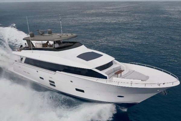 90' Hatteras M90 2021 | 2021 New Build