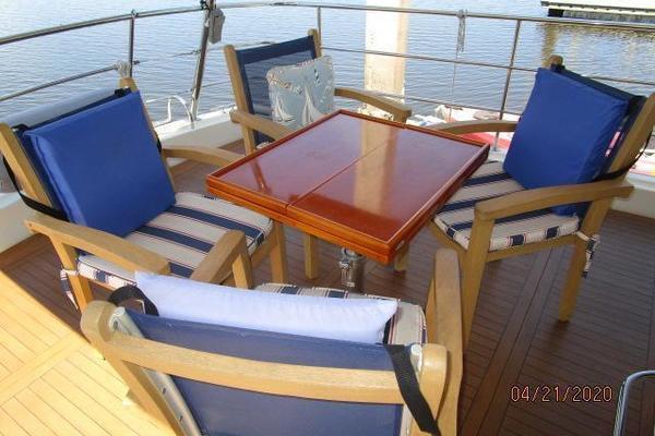 2002 Dettling 51' Motoryacht Stevedore | Picture 7 of 64