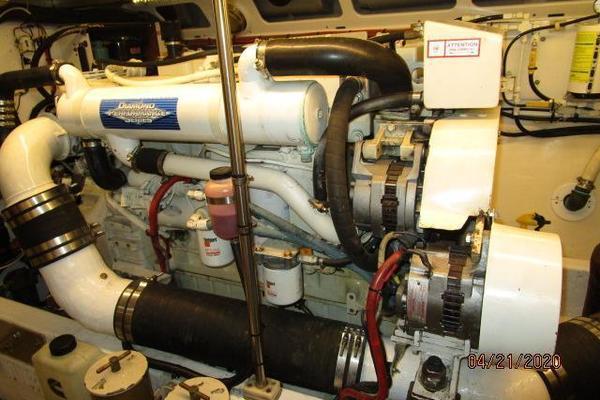 2002 Dettling 51' Motoryacht Stevedore | Picture 3 of 64