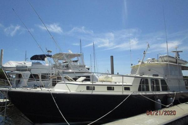 2002 Dettling 51' Motoryacht Stevedore | Picture 5 of 64