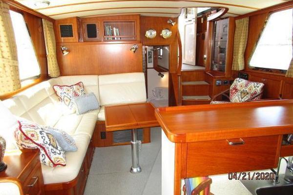 2002 Dettling 51' Motoryacht Stevedore | Picture 8 of 64