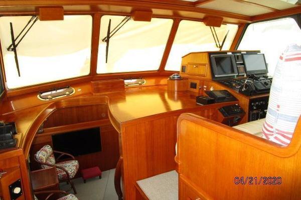 2002 Dettling 51' Motoryacht Stevedore | Picture 1 of 64