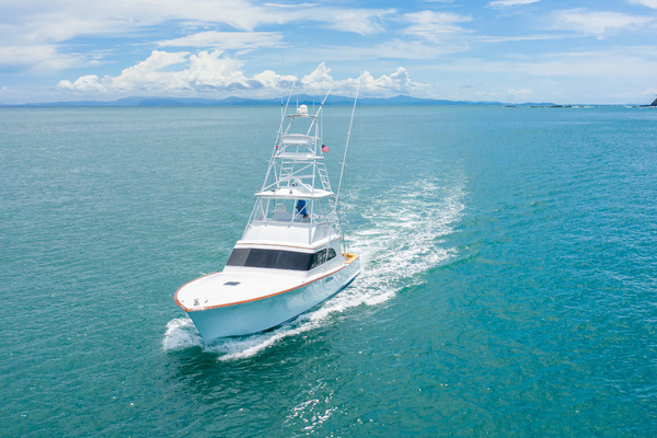 2008 American Marine 48' 48 Convertible Whiskey Blues | Picture 8 of 57
