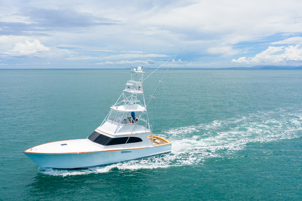 2008 American Marine 48' 48 Convertible Whiskey Blues | Picture 5 of 57