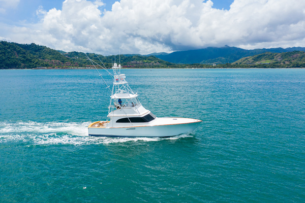 2008 American Marine 48' 48 Convertible Whiskey Blues | Picture 3 of 57