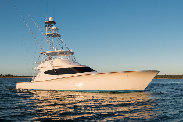 65' Hatteras Gt65 2021 | New Build Position Available  2021 Gt65